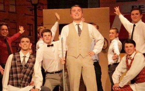 Hello, Dolly! Musical at Dover High School