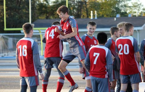 Dover Boys Soccer Team moves on to District Finals