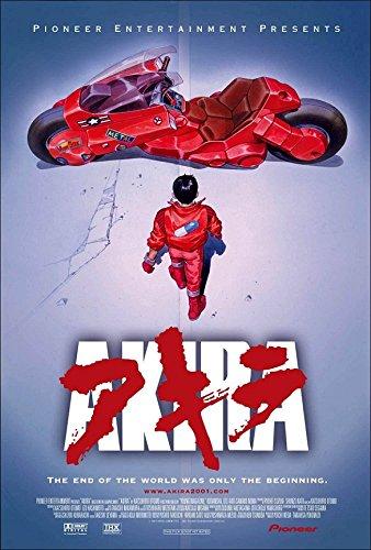 Akira: Movie Review