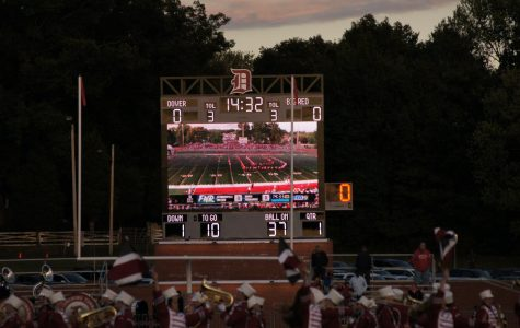 Varsity Football at Home V. Steubenville
