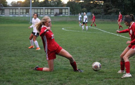 Varsity Girls' Soccer Sectional Finals