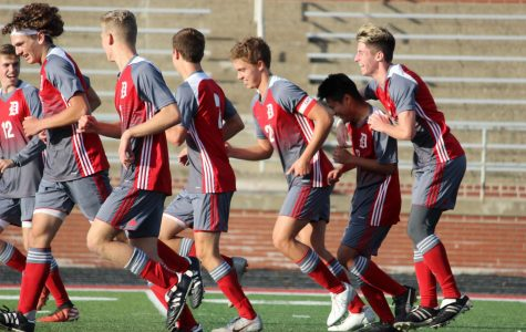 Dover Boys' Soccer bring home a Sectional Championship
