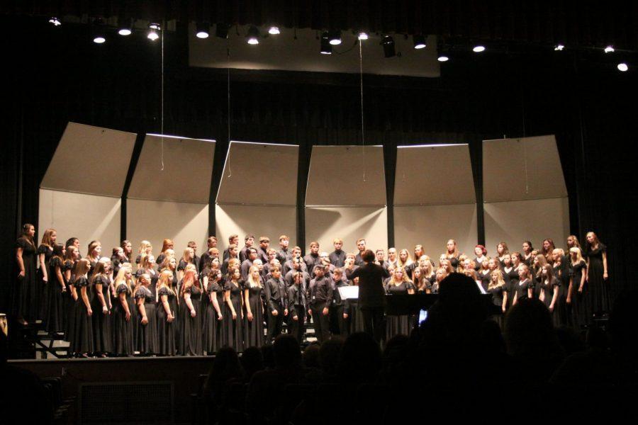 Fall Concert - High School Choir