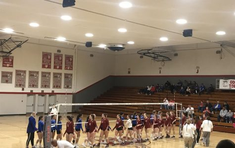 Varsity Dover Volleyball VS. West Holmes: Sectional Finals