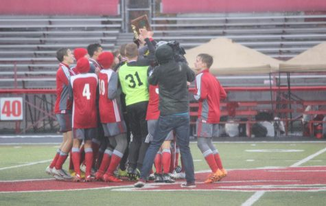 District Championship for Boys Soccer