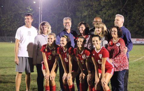 Varsity Girls' Soccer vs. Zanesville