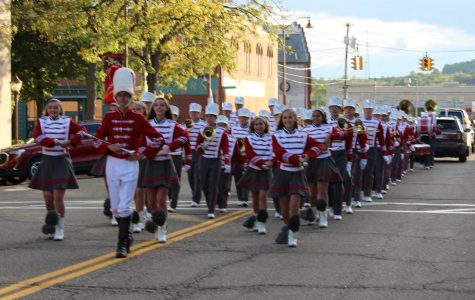 """The """"Death March"""" Tradition: Dover High School Marching Tornadoes"""