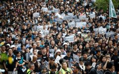 Hong Kong's Protest for Democracy