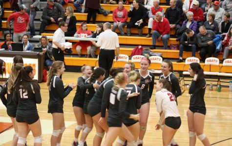 Dover Volleyball moves on the Regional Finals