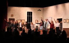 Dover Thespians Take a Final Bow in the 1941 Auditorium