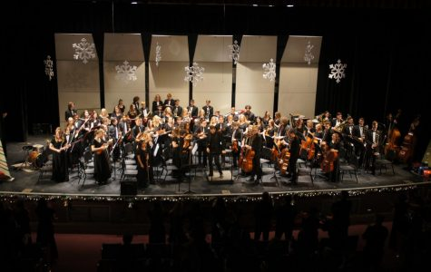 Dover High School Band and Orchestra Christmas Concert