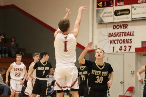 A Good Night for Dover Basketball