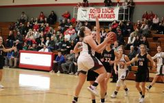 Lady Tornadoes overwhelm Quakers in the 2nd half