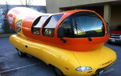 The Oscar Mayer Wiener Mobile