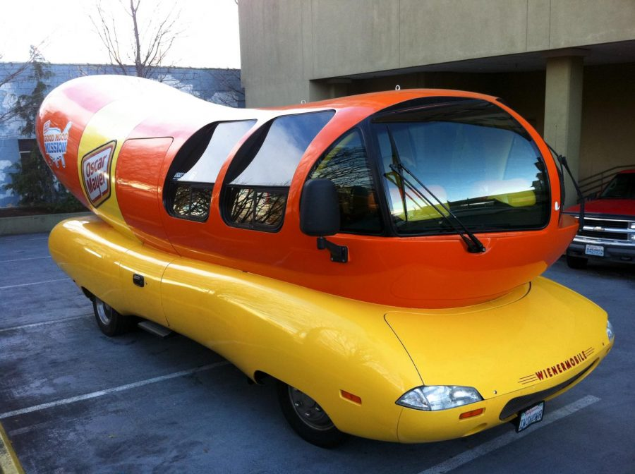 The+Oscar+Mayer+Wiener+Mobile