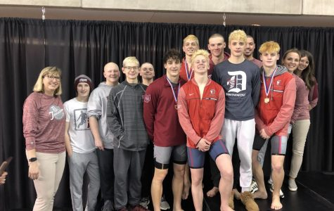 Dover Swimmers Headed to State