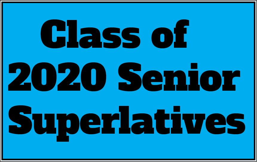 2020 Senior Superlatives