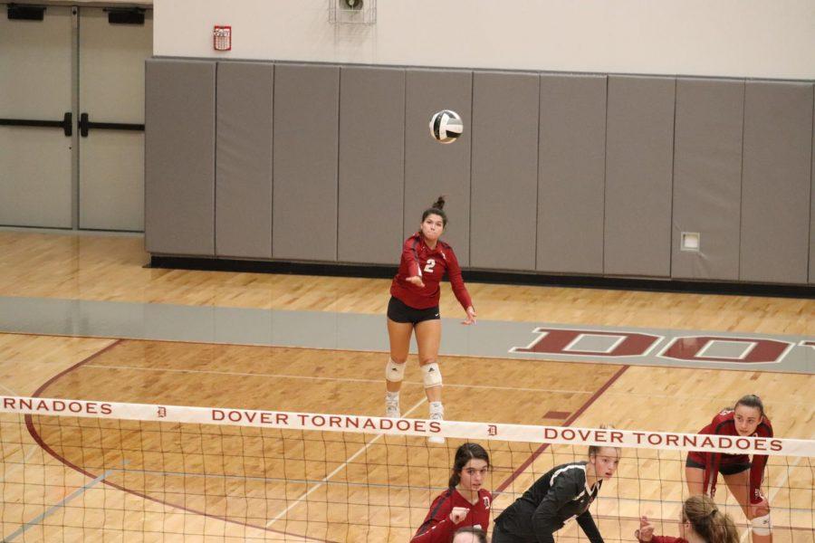 Dover Volleyball vs. Marietta