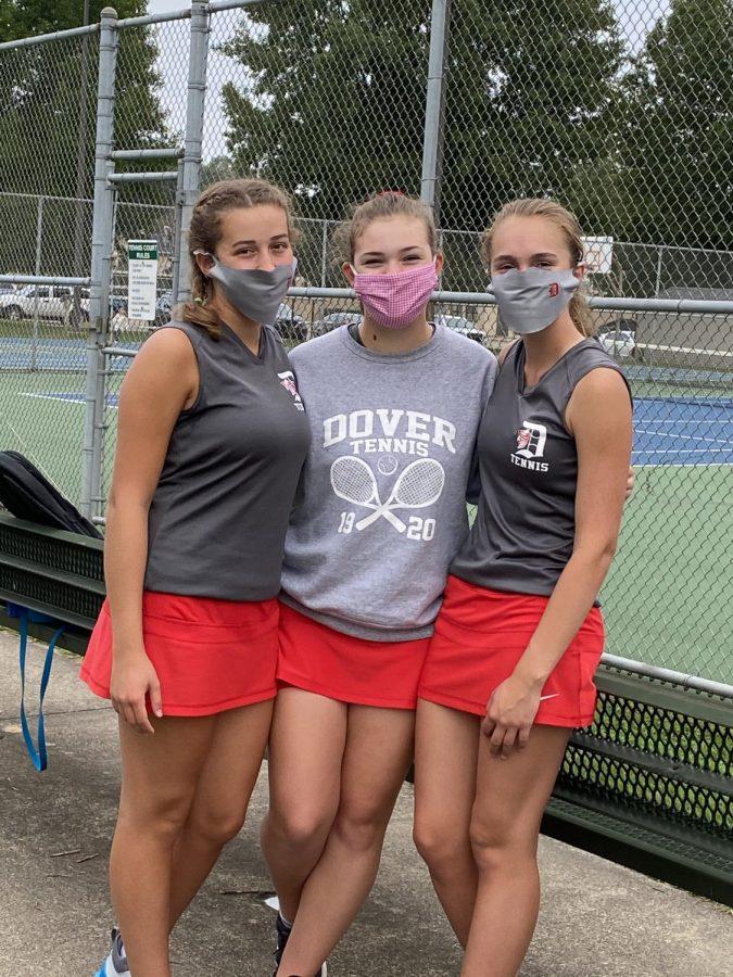 Dover Girls Tennis