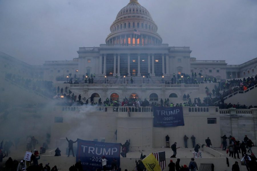 A mob of extremists stormed the U.S. Capitol Building on January 6th, the day that Congress members were to make the result of the presidential election official.