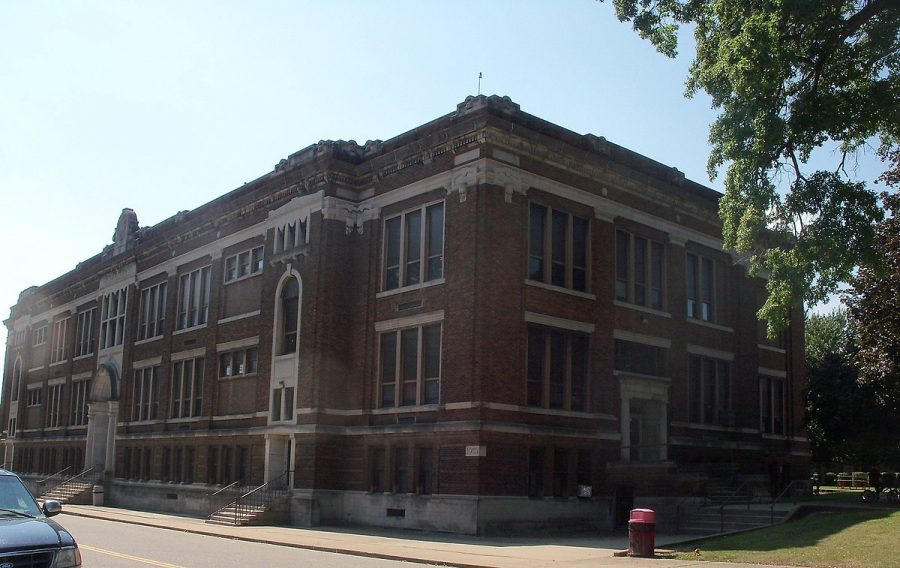 I Miss The Old High School; Here