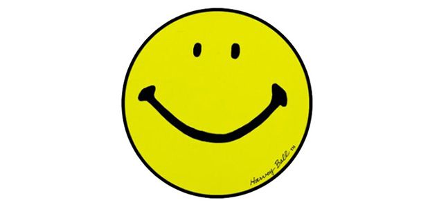 Is a smiley face